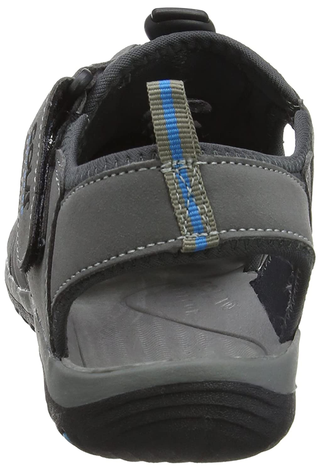 Sandalias Atl/éticas Gris 43 EU Hombre Grey//black//blue Gola Shingle 3