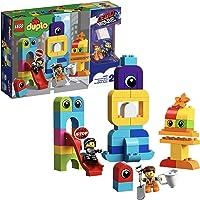 Lego - Duplo Lego - Filmi 2 2019 Emmet ve Lucy'Nin Duplo Gezegeninden Ziyaretçileri (10895)