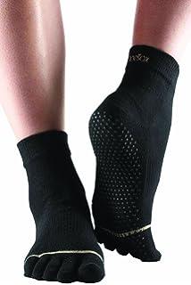 Toe Sox Kn/öchelhohe Socken