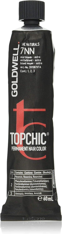 Goldwell Topchic 7NN TC TB 60 ml, Coloración Permanente - 1 Unidad