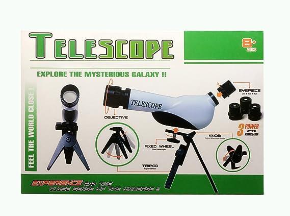 Egoera teleskop für kinder reg astronomie fernrohr