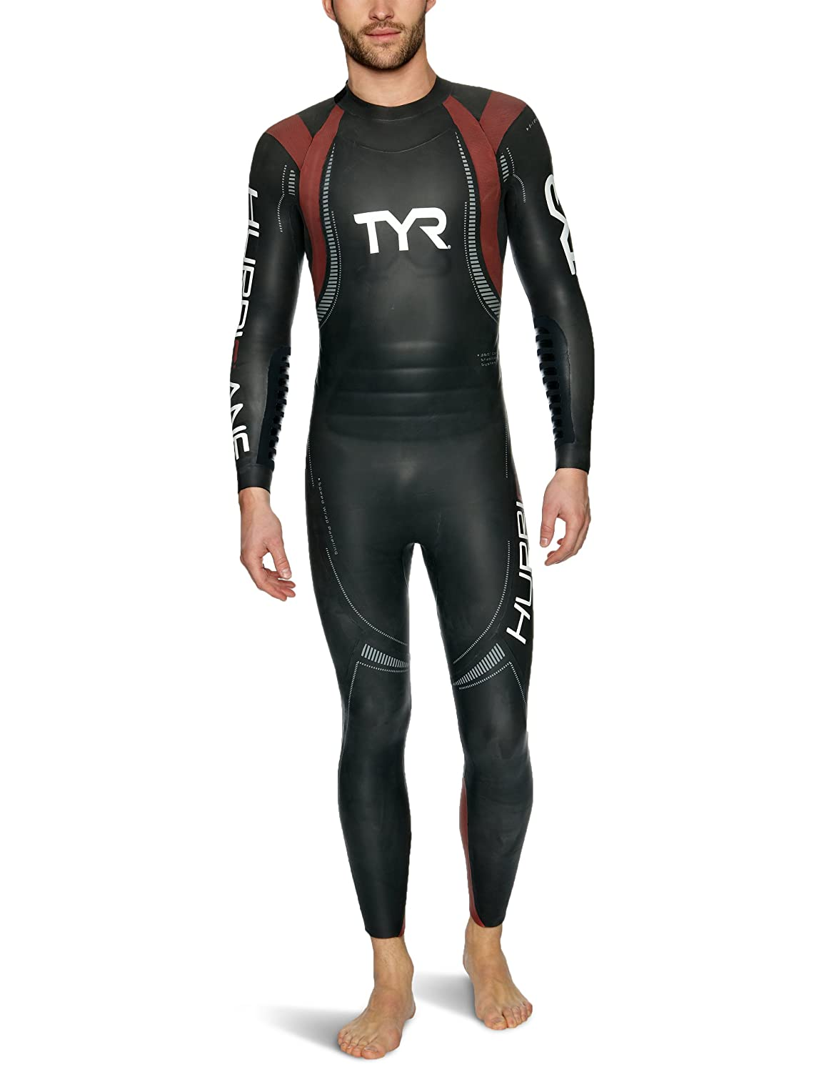 da2f474ad8be6 Amazon.com   TYR Sport Men s Category 5 Hurricane Wetsuit (X-Small)    Sports   Outdoors