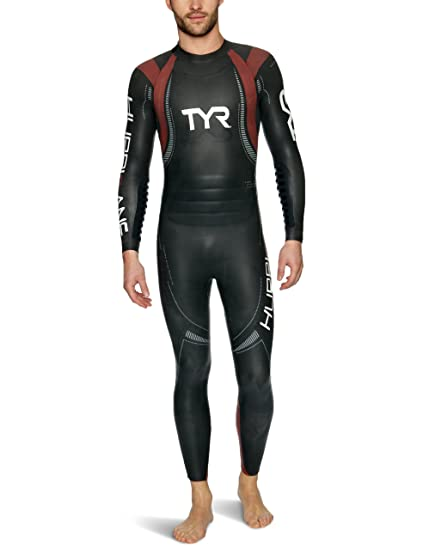 bbcb536fc2b8d Amazon.com   TYR Sport Men s Category 5 Hurricane Wetsuit (X-Small ...