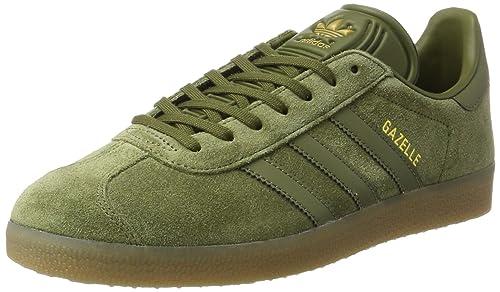 Adidas - Gazelle Olive Cargo - BB5265 - Color  Green-Olive - Size ... 64cec7330700