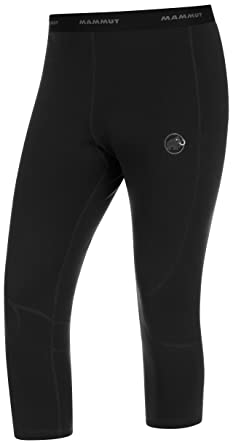 many fashionable cheap for sale great prices Mammut 1020-11630 Men's Alyeska 3/4 Tights, Black - XXL at ...