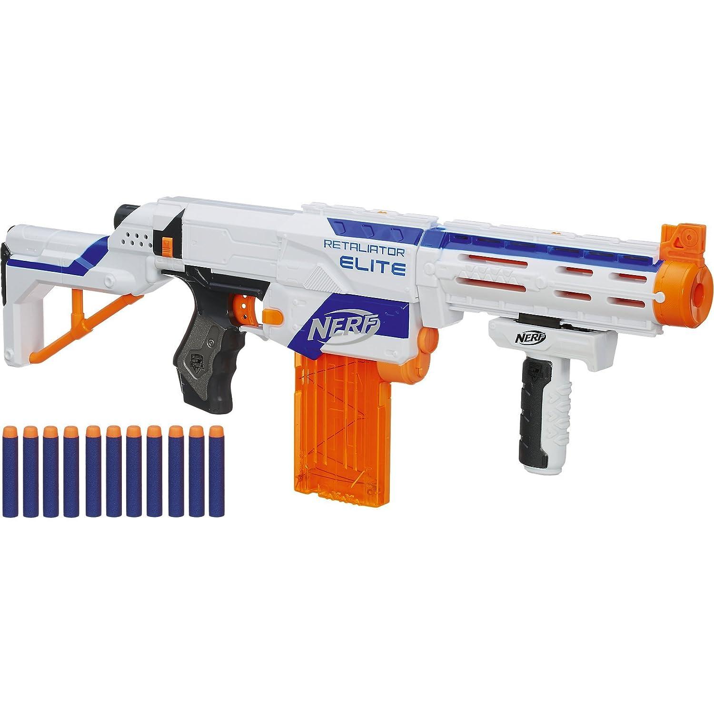 Nerf - Lanzadardos N-Strike Elite Retaliator (Hasbro 98696F02) Hasbro Spain