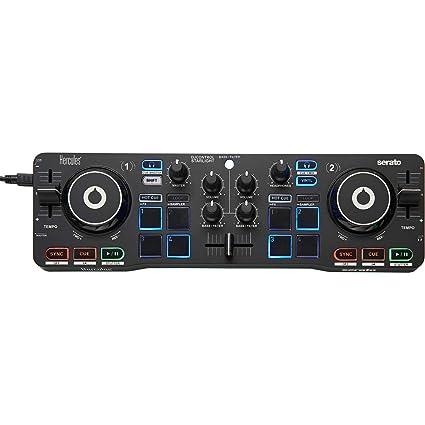 Amazon.com: Hercules DJControl Starlight DJ - Controlador de ...