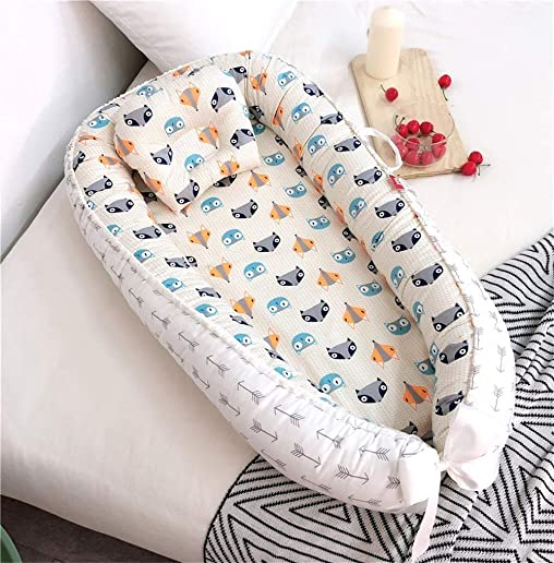 Abreeze Baby Nest Bed Baby Bassinet
