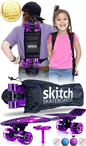Skitch Complete Skateboard Gift Set