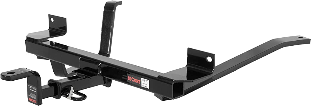 1-1//4-Inch Receiver Select Pontiac GTO CURT 122463 Class 2 Trailer Hitch with Ball Mount