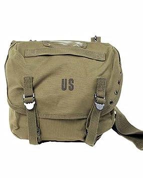Mil-Tec Us Bolsa mochila M67 MitGurt Co - OLIVA: Amazon.es: Deportes y aire libre