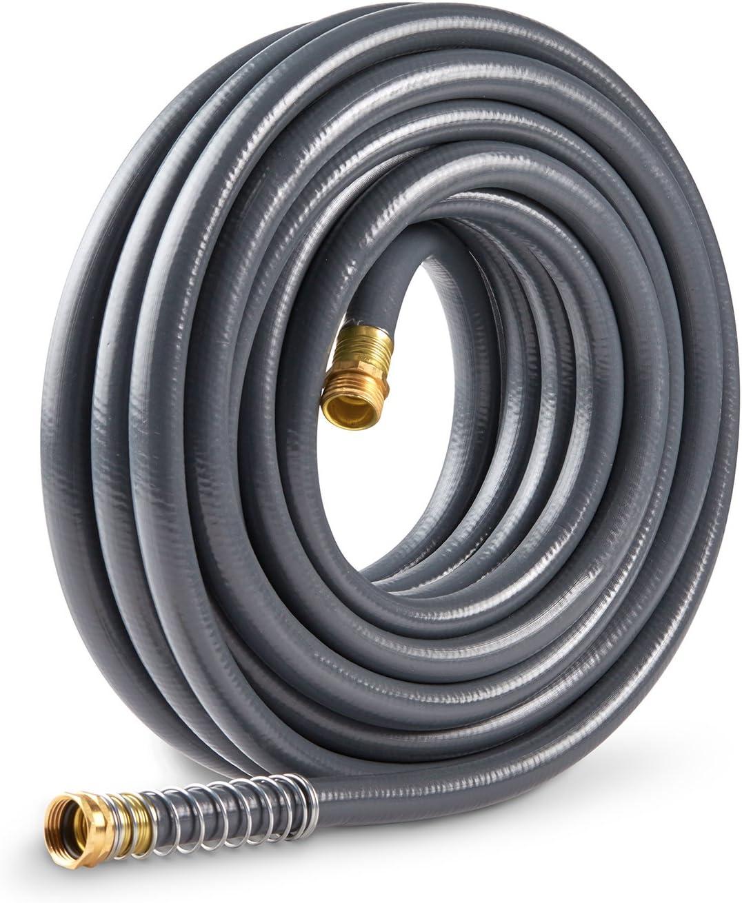 B00002N674 Gilmour 874501-1001 Flexogen Super Duty Garden Hose Gray 5/8 inch x 50 feet, Gray 71qefiZIoDL
