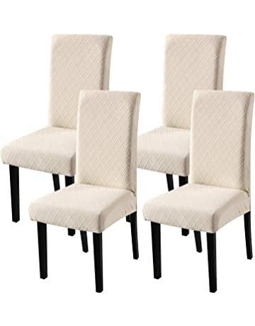 Remarkable Amazon Co Uk Dining Chair Slipcovers Home Kitchen Andrewgaddart Wooden Chair Designs For Living Room Andrewgaddartcom