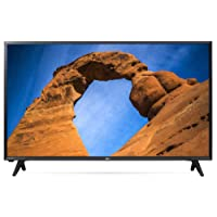 "LG 43LK5000PLA - TV LED Full HD da 109.2 cm (43"") HD Ready, (1920 x 1080 Pixels, DVB-C, DVB-S2, DVB-T2), Nero"