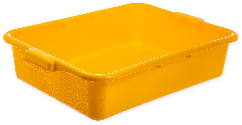 Carlisle N4401004 Comfort Curve Ergonomic Wash Basin Tote Box, 5