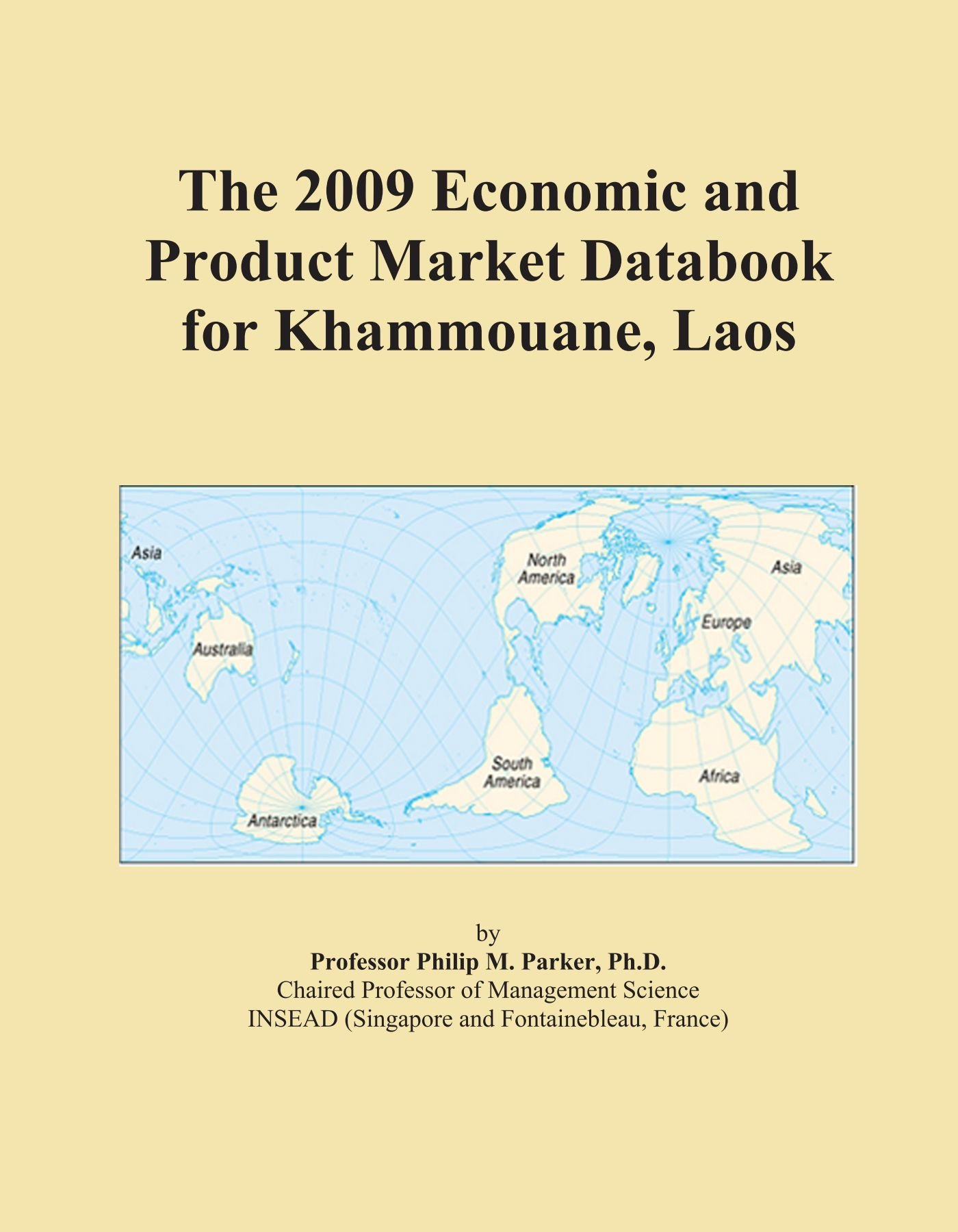 Download The 2009 Economic and Product Market Databook for Khammouane, Laos PDF