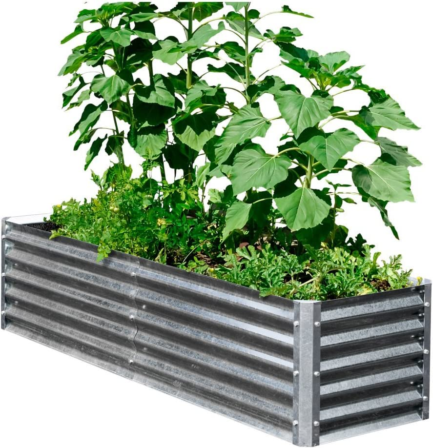 High Bundle Raised Garden