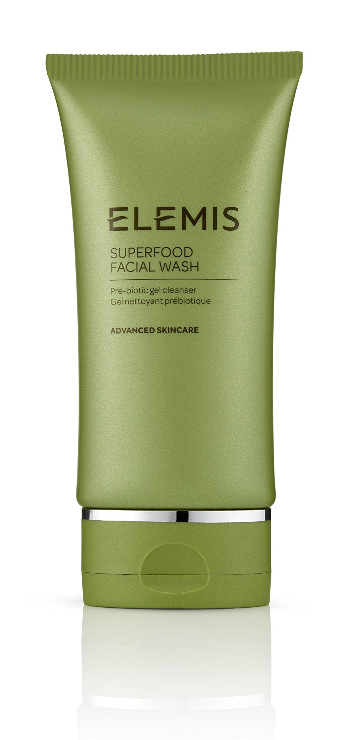 ELEMIS Superfood Facial Wash - Nourishing, Nutrient-dense Gel Cleanser, 5 fl. oz.