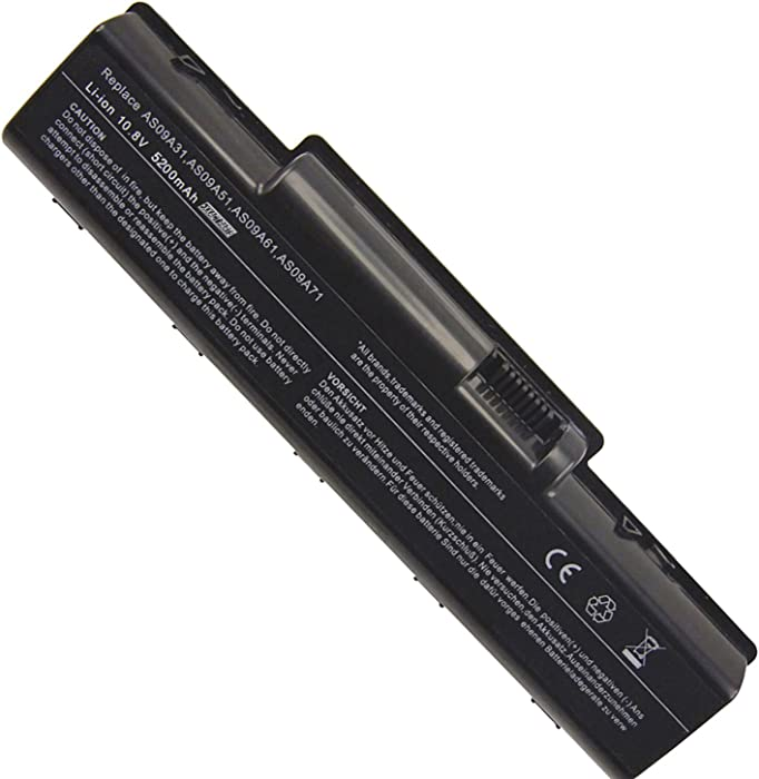 Exxact Parts Solutions Laptop Replacement Battery AS09A31 for Acer Aspire 5532 5517 5516 4732z 4732 5332 5732 AS09A61 AS09A56 AS09A71