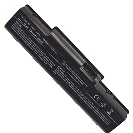 Exxact Parts Solutions Laptop Replacement Battery AS09A31 For Acer Aspire 5532 5517 5516 4732z 4732 5332