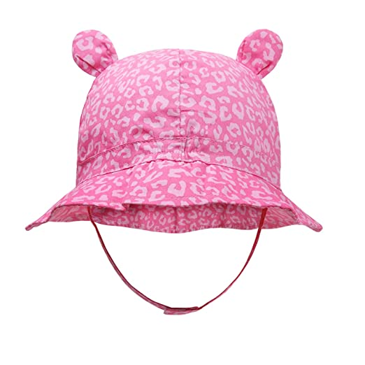 2cdcfbedde7 vivobiniya Newborn Boy and Girl Summer Hats Baby Sun Hats Toddler hat 0-12M  (