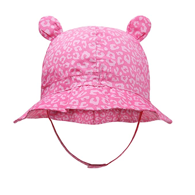 vivobiniya Newborn Girl Summer Hats Baby Sun Hats Toddler hat 0-12M