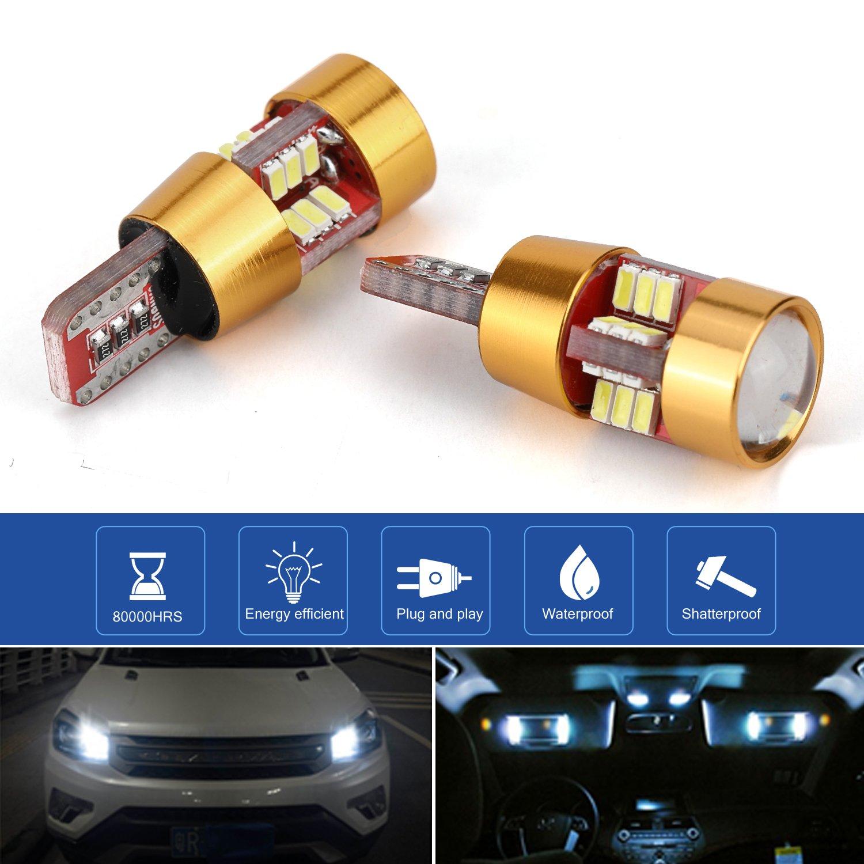 SWOO CAR Kit LED Headlight 9005 HB3 6500K 6000LM 60W Led Headlight Bulbs Conversion DOB CHIP Bi-Xenon White Fog Light Bulb 5 Years Warranty