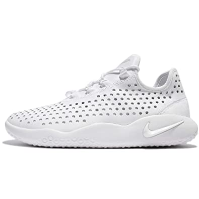 nike FL-Rue Mens Running Trainers 880994 Sneakers shoes (US 11 white white white 100)