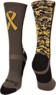 product image for MadSportsStuff Salute to Service Military Awareness Athletic Crew Socks