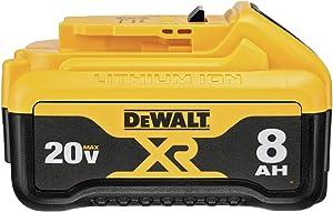 DEWALT DCB208 20V MAX XR 8Ah Battery