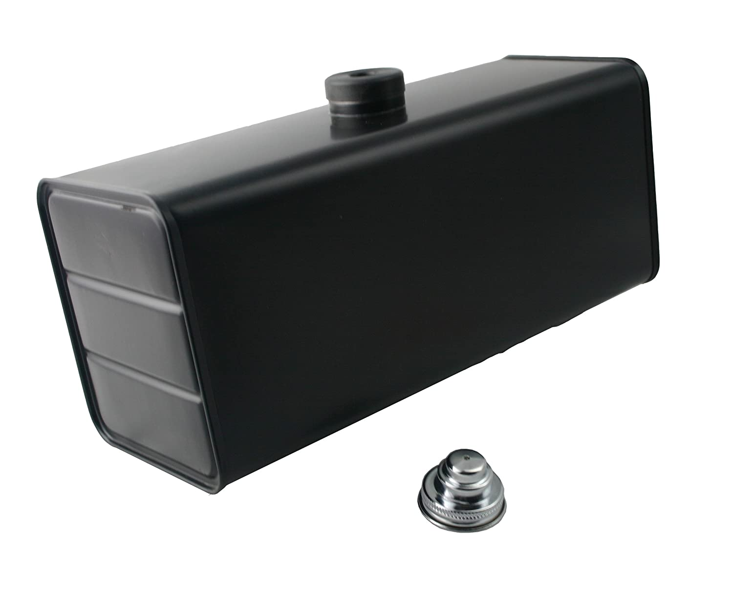 Briggs & Stratton 292415 8-quart Metal Fuel Tank and Cap for Remote Mounting