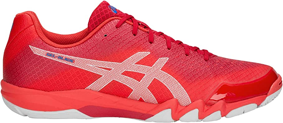 chaussures de badminton squash asics gel blade 6 asics