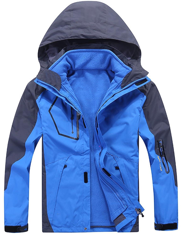 Menschwear OUTERWEAR メンズ B077C45S59  Light-blue W1201 5L