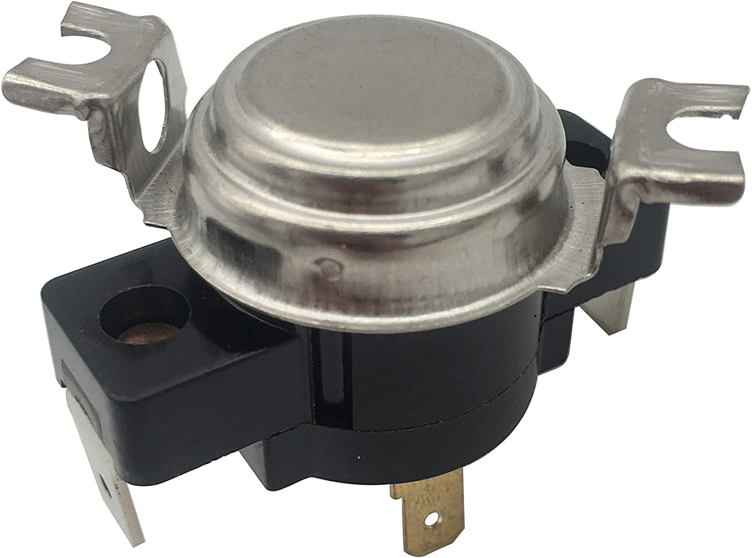 NEW High Limit Thermostat Switch Replacement for GE Clothes Dryer WE4M181