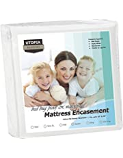 Utopia Bedding Zippered Mattress Encasement - Bed Bug Proof