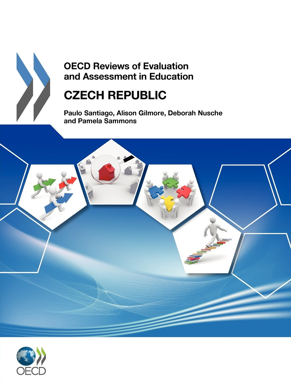 Download OECD Reviews of Evaluation and Assessment in Education OECD Reviews of Evaluation and Assessment in Education: Czech Republic 2012 pdf