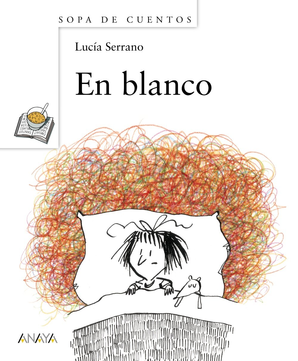 Download En blanco / Blank (Sopa de cuentos / Stories Soup) (Spanish Edition) pdf epub