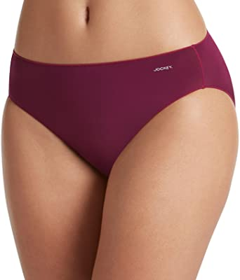 1f8c77c3d5ff Image Unavailable. Image not available for. Color: Jockey No Panty Line  Promise Bikini Panties ...