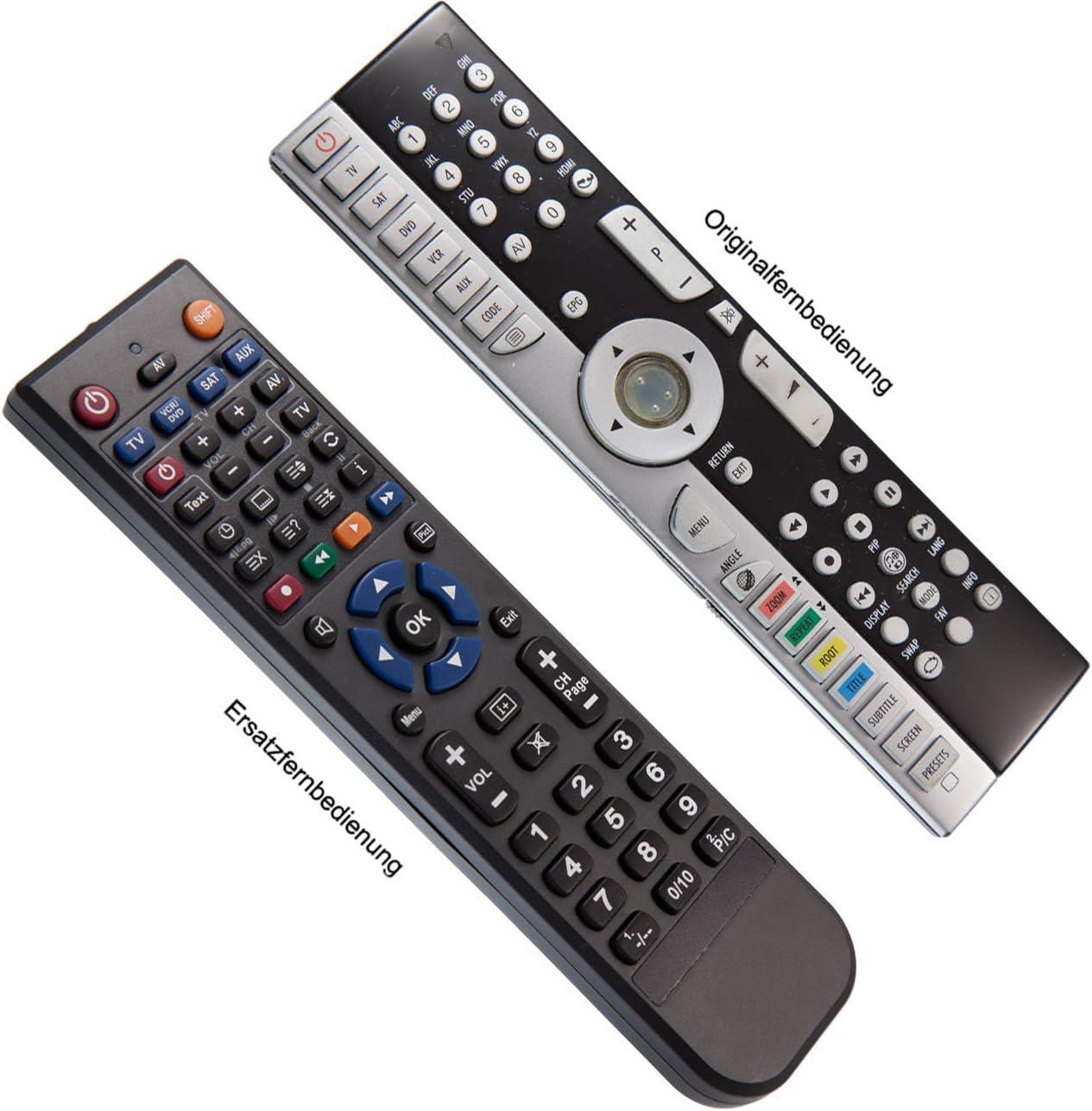 BC30007B Ersatzfernbedienung für MEDION LIFE S16000 MD30408 MSN 30011102