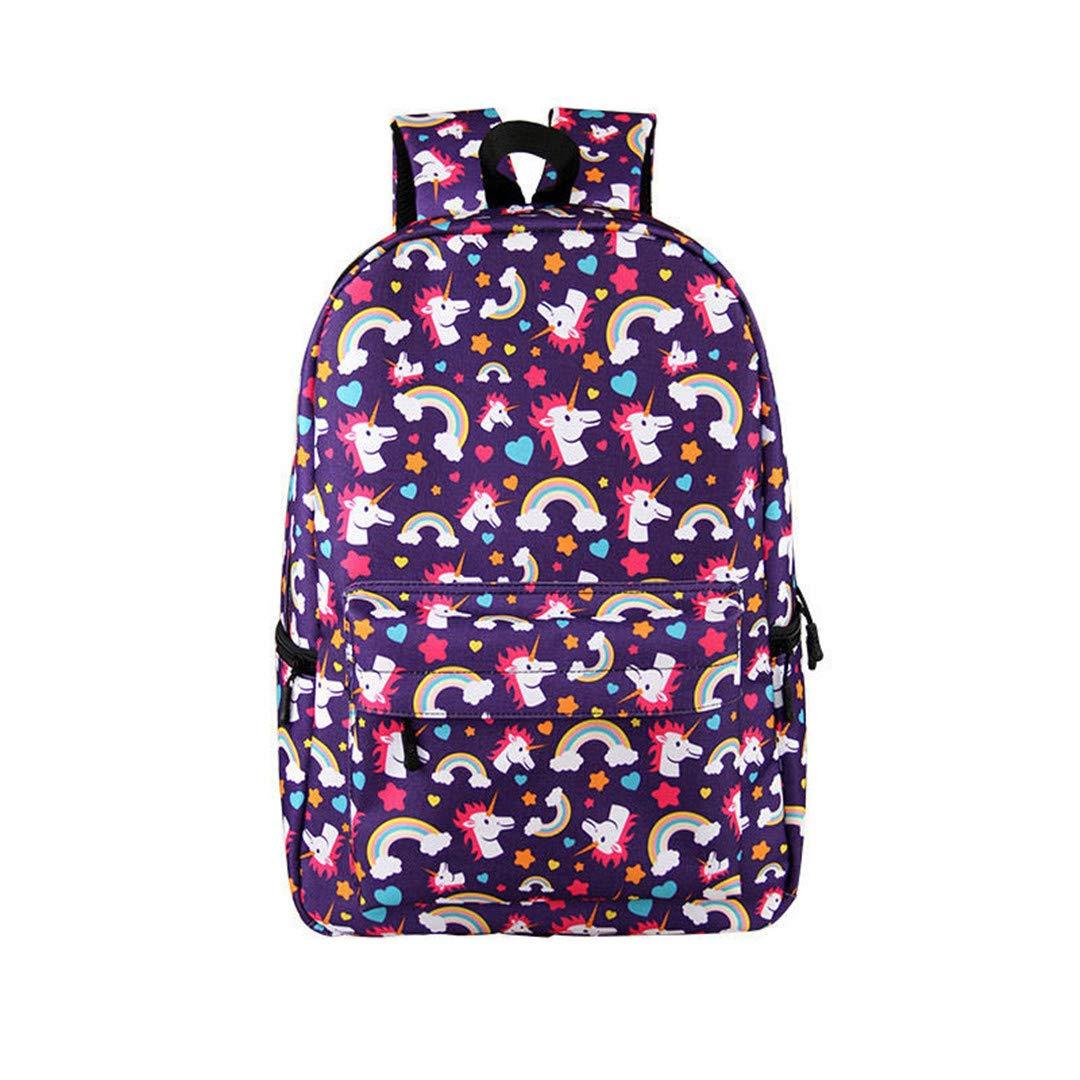 Teenage Cute Kawaii Bunny Laptop Backpack