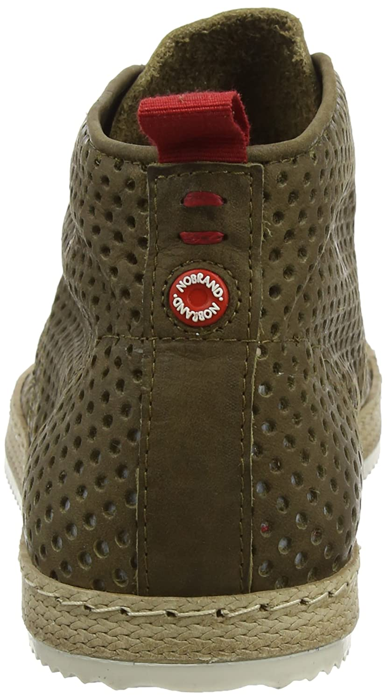 nobrand 2 Herren Carl 2 nobrand Chukka Boots Grün (Olive) 8a310a