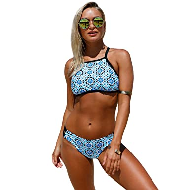 Beach Cropped May Neck Sex Bikini Bikinis Womens Set High Swimsuit oeBCrdx