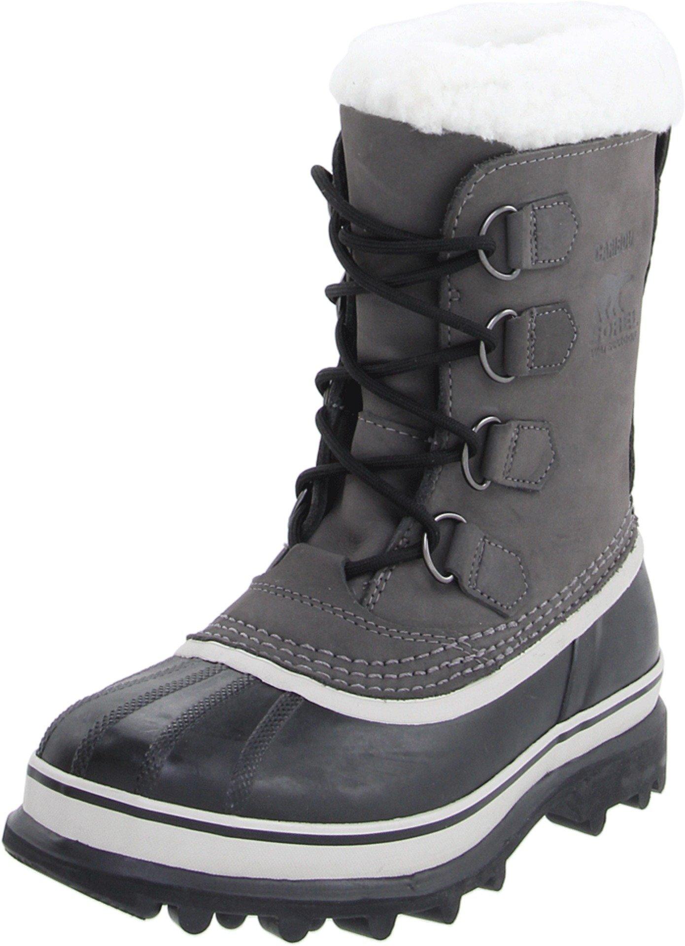 Sorel Women's Caribou Boot (8.5 B(M) US, Shale/stone)