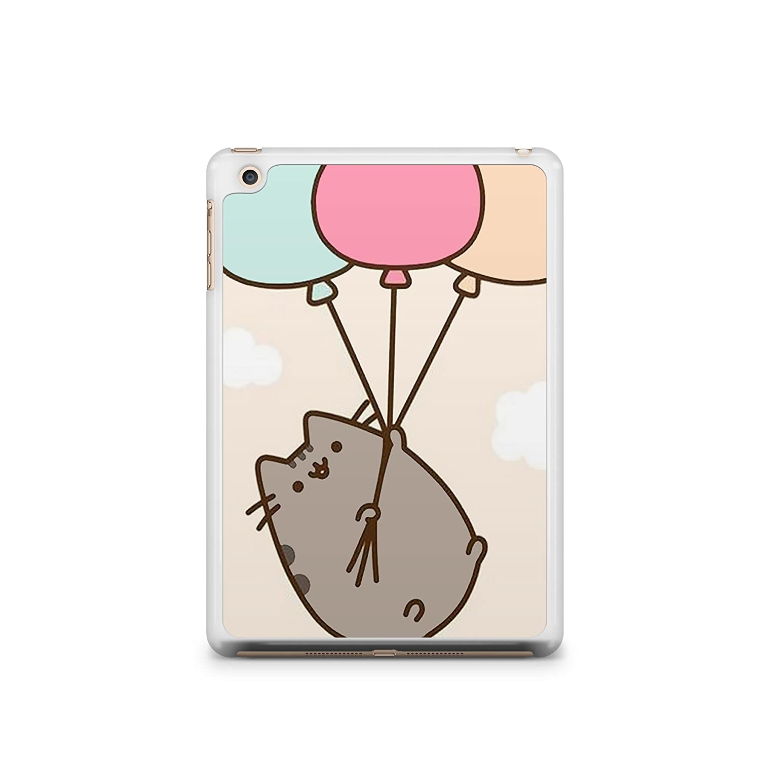 sports shoes b8f60 a40db PUSHEEN BALLOON CAT HARD PHONE CASE COVER FITS ALL for 2D iPad Mini ...