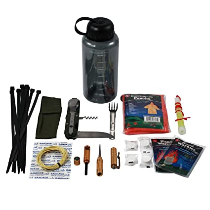 new concept 3d68b b5438 26pc Outdoor Prepardness Starter Camping Kit