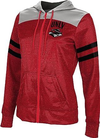 University of Nevada Las Vegas Girls Zipper Hoodie Prime School Spirit Sweatshirt