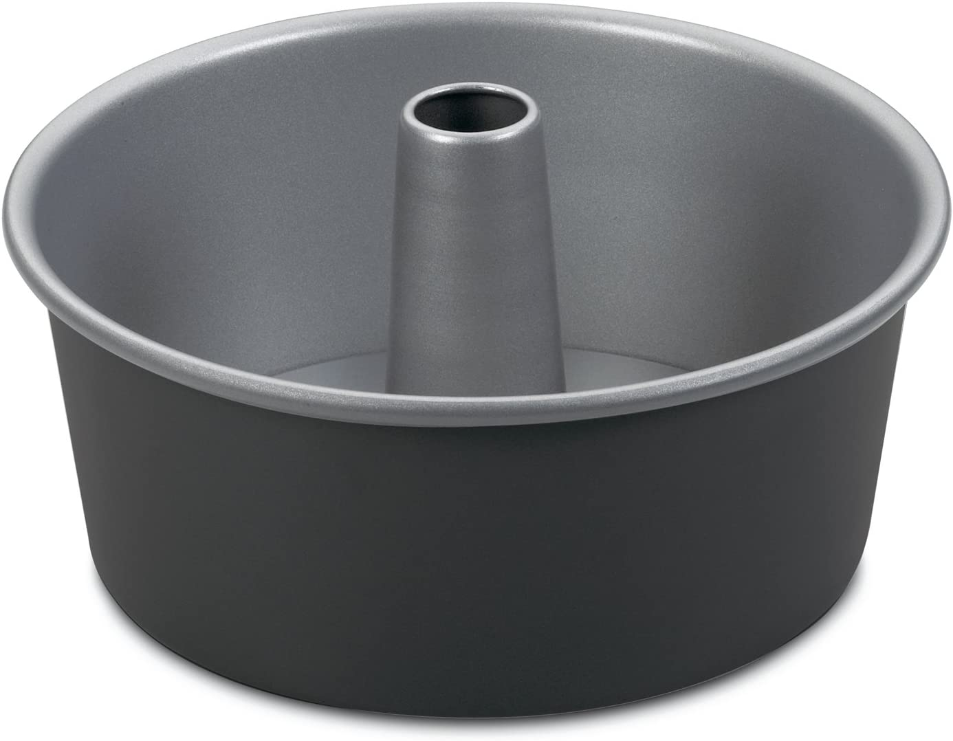 2-Piece Cuisinart AMB-9TCP Chefs Classic Nonstick Bakeware 9-Inch Tube Cake Pan