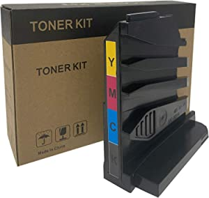 YOUTOP CLT-W406 Waster Toner Bottle for Samsung Waste Tank JC96-06298A, CLT W406 CLP365, CLP365W, CLX3305, CLX3305FN, CLX3305FW, CLX3305W, SLC410W, SLC460FW, SLC460W