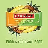 Larabar Gluten Free Bar, Fruits + Greens