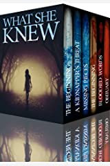 What She Knew Super Boxset: A Riveting Mystery Series Kindle Edition